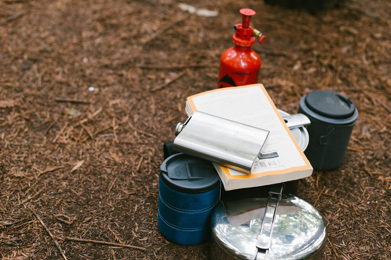 The Beginner's Camping Check List
