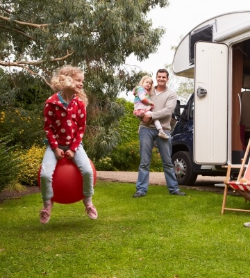 Caravanning During the Christmas Holidays