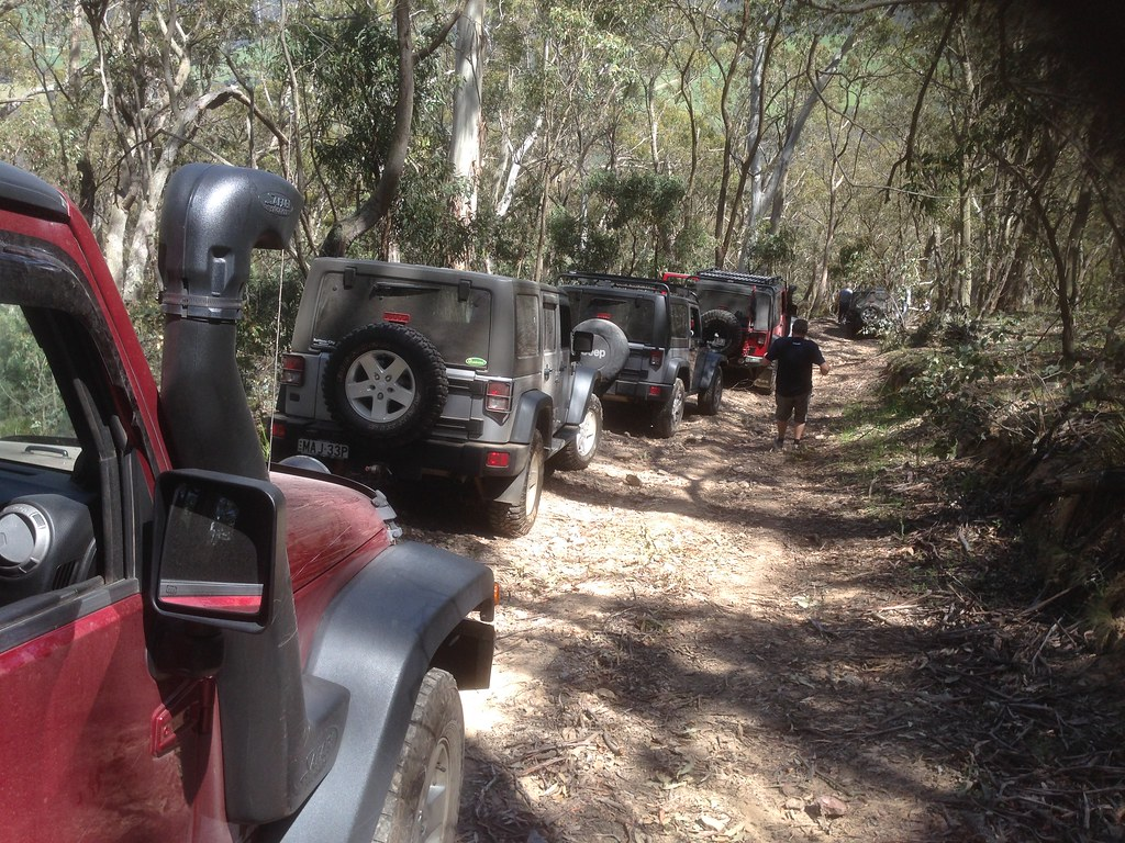Benefits of Joining a 4WD Club