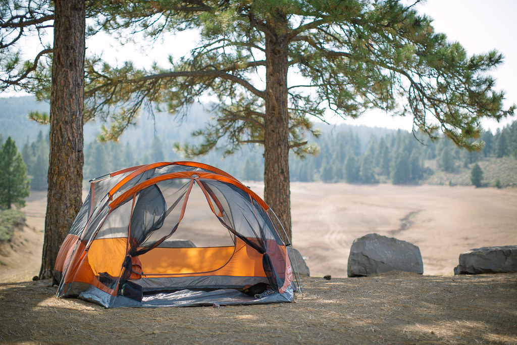Three Reasons to make Camping your New Year's Resolution